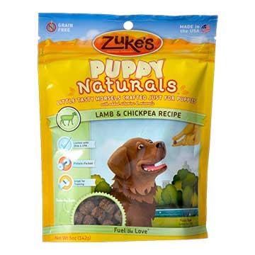 Zuke S Mini Naturals Dog Treats Lamb